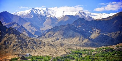 A glimpse of Ladakh - India